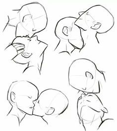 How To Kiss Tutorial With Pictures
