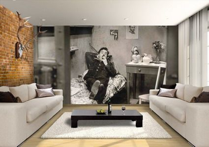 Funny People Quotes Wall Murals Stickers For Classic Living Room Art  Decorating Designs Ideas Redecorating House