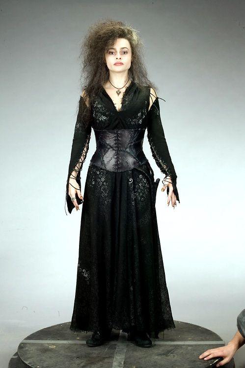 Think, that harry potter bellatrix lestrange costume