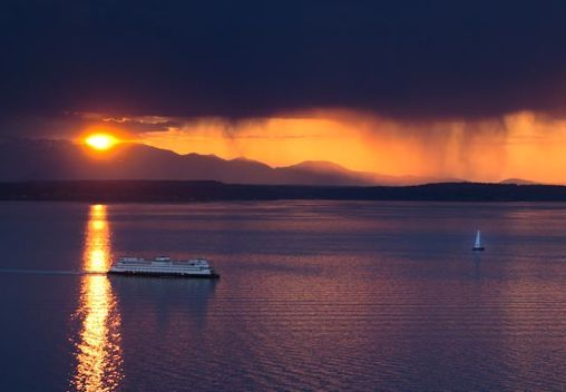West Seattle Blog… » West Seattle sunsets: WSB'ers' view of