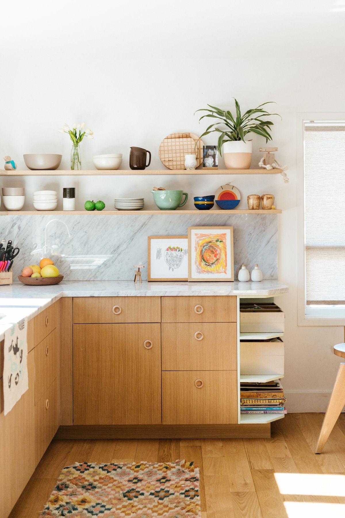 45 Ideas Contemporary Modern Dining Table You Ll Love Kitchen Home Decor Kitchen Kitchen Trends Mid Century Modern Kitchen