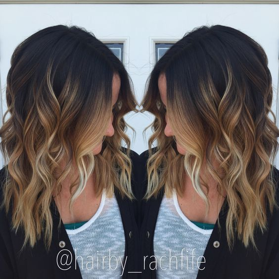 67 Blonde Balayage Haarfarbstile für Sommer und Herbst - #Balayage #Blonde #für #Haarfarbstile #Herbst #ombre #Sommer #und #fallhaircolors