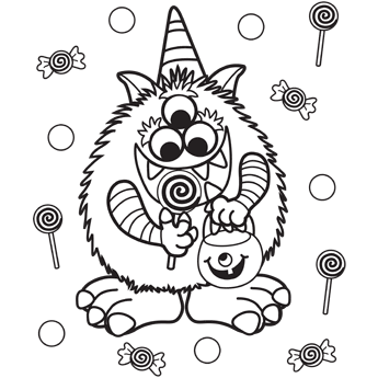 Free coloring pages #halloweencoloringpages