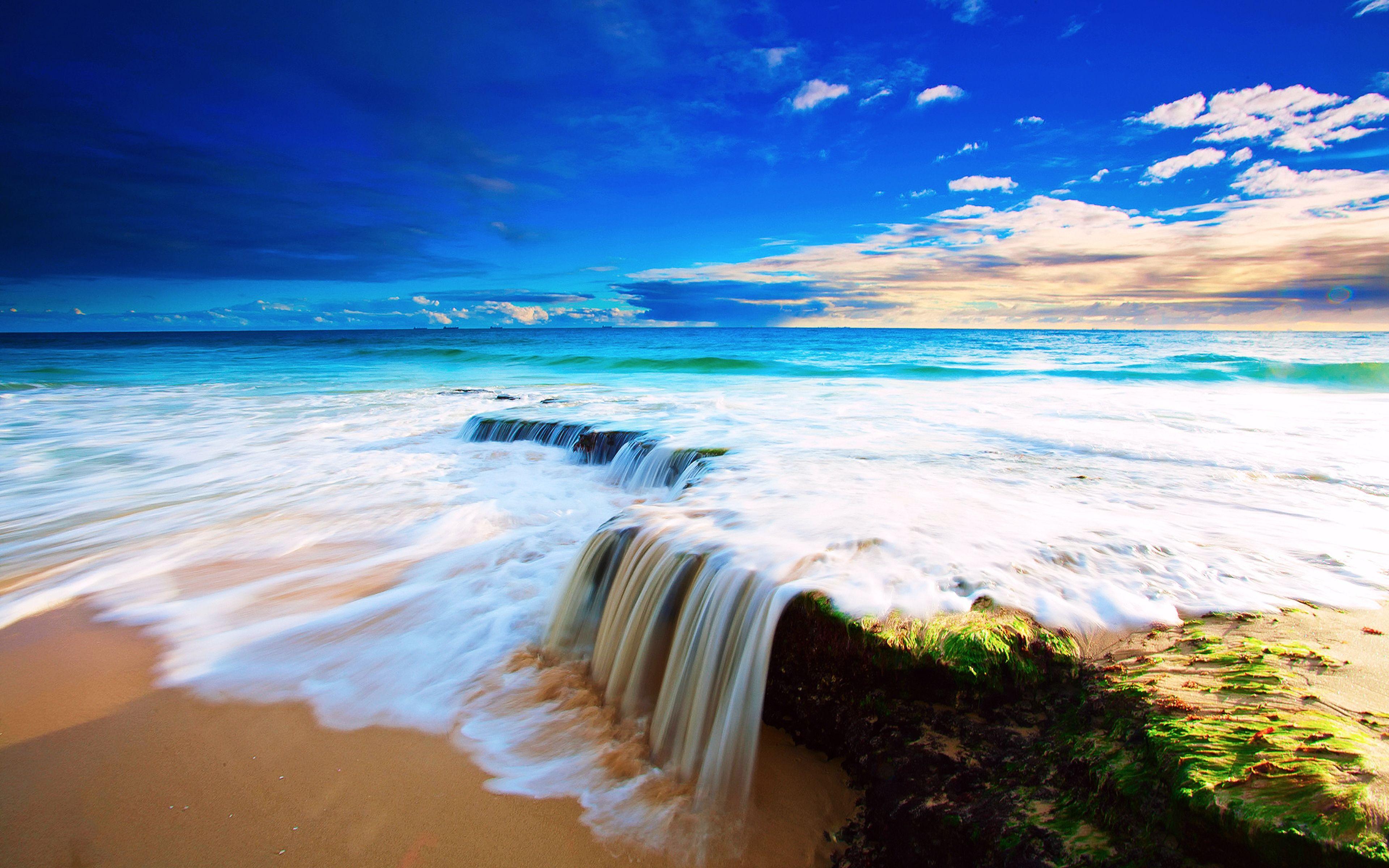 ocean wallpaper desktop background #z4x | earth | pinterest | ocean