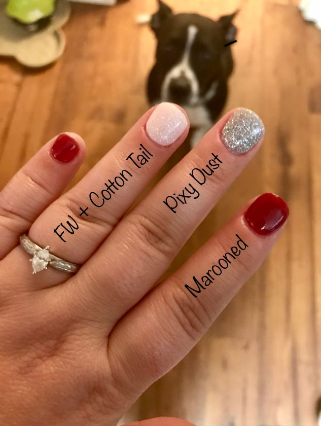Valentine\'s peppi Colors are: Marooned, Pixie Dust, and French white ...
