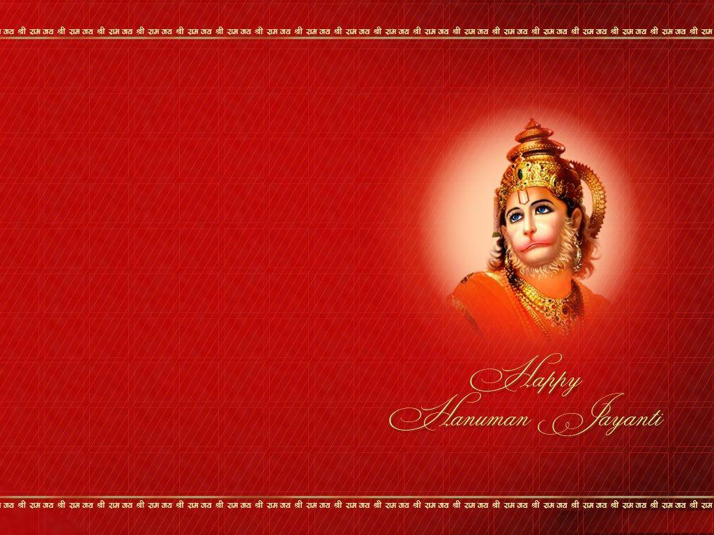 Hanuman Jayanti Wallpaper Lord Hanuman Hanuman Happy Hanuman