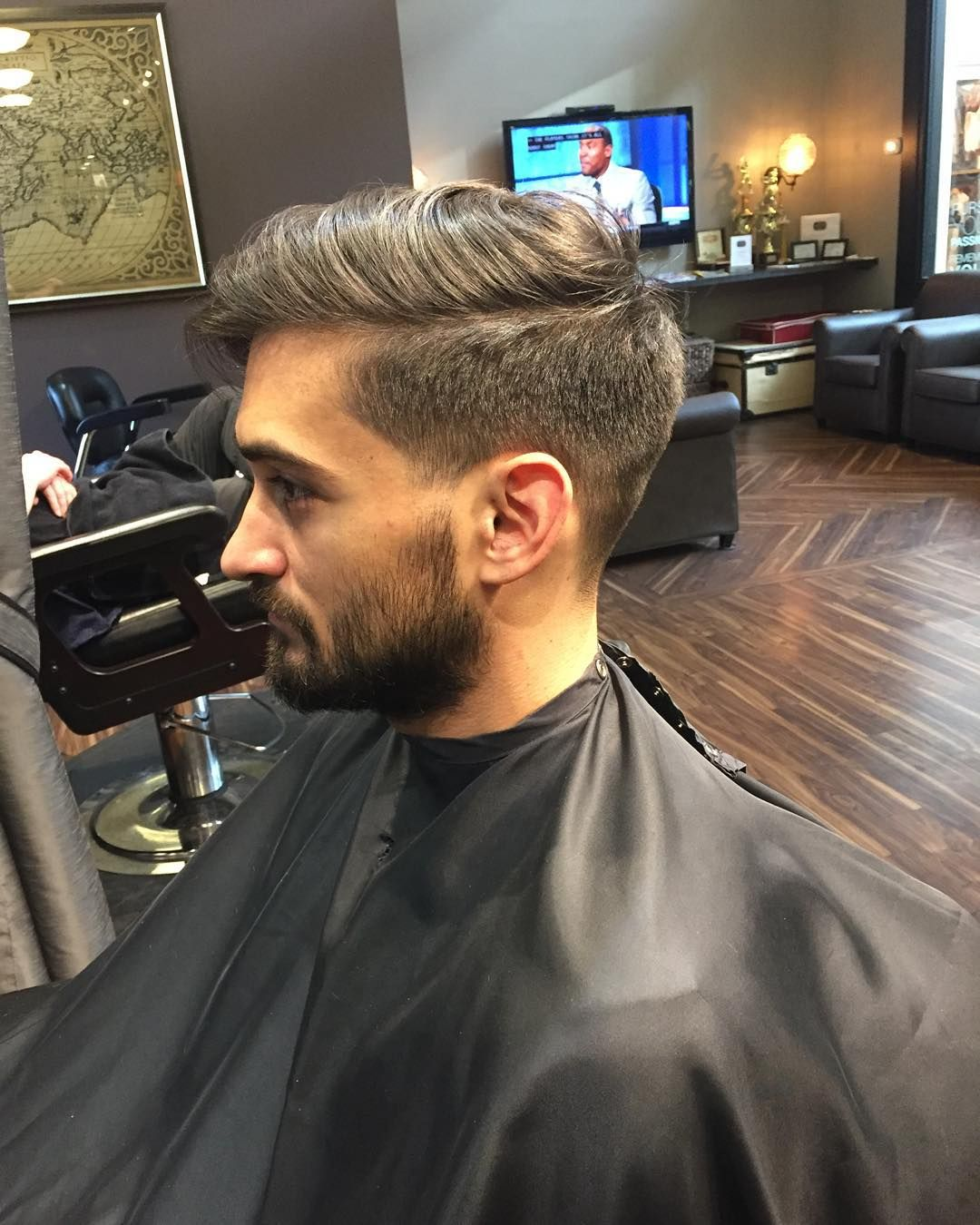 Pin By Macho Hairstyles On Trends: Awesome 25 Formal High And Tight Haircut Ideas