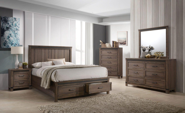Mill Creek Bedroom Suite Bedroom sets furniture king