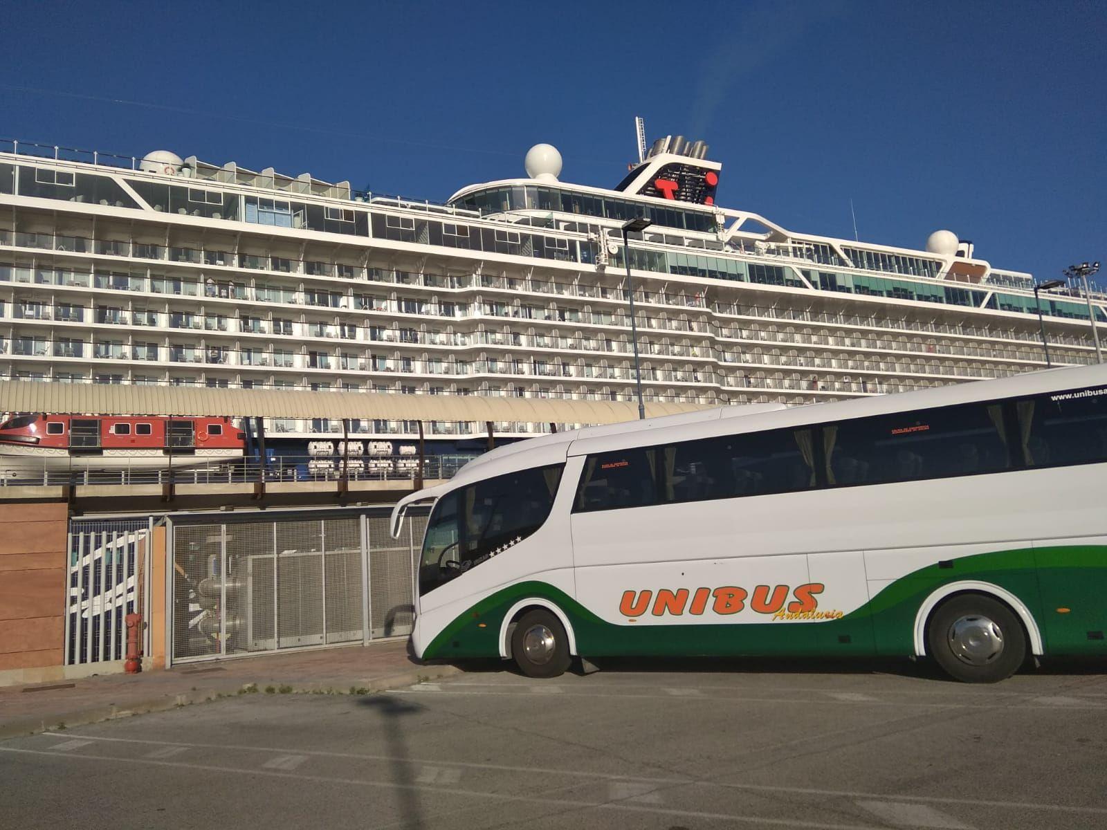 Alquiler Con Conductor Málaga Alquiler Autobus Empresa De Transportes