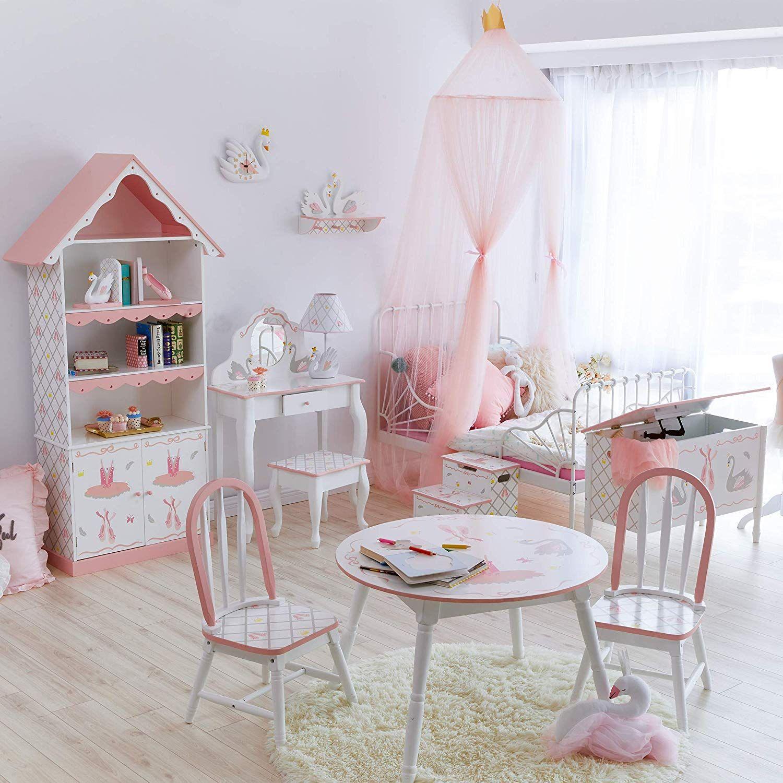 Zauberhaftes Ballerina Kinderzimmer von Fantasy Fields