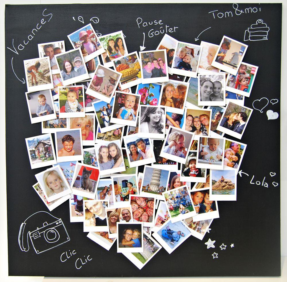 Polaroid Cool Zodio Idee Deco Interieur Et Tableau Photo