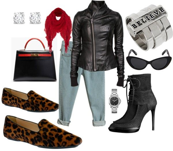 """THE JACKET"" by myownflow on Polyvore"