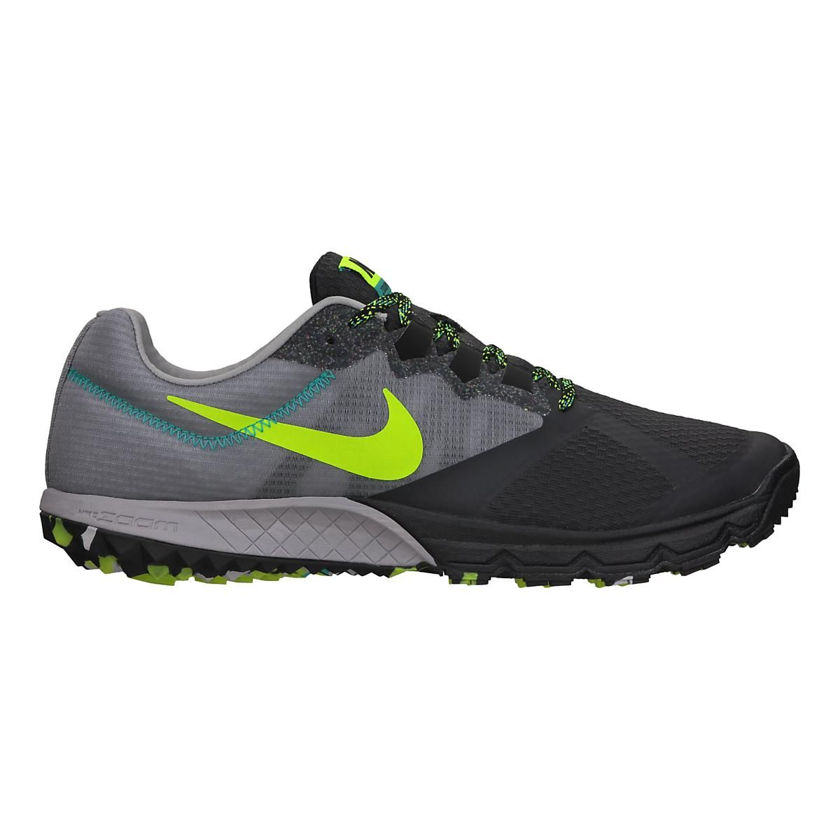 Mens Nike Air Zoom Vomero Running Athletic Shoes 818099001Black