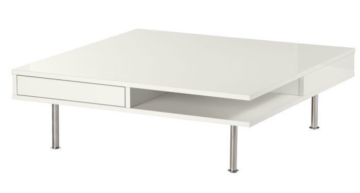 Tofteryd Coffee Table High Gloss White Ikea
