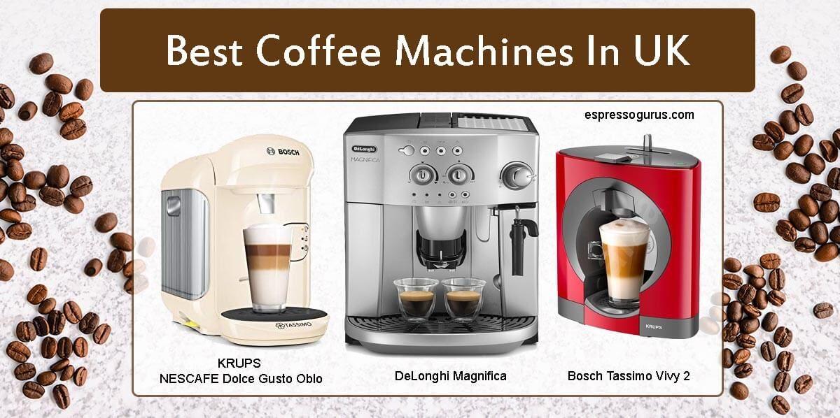 Best Coffee Machines In UK Best coffee, Office coffee