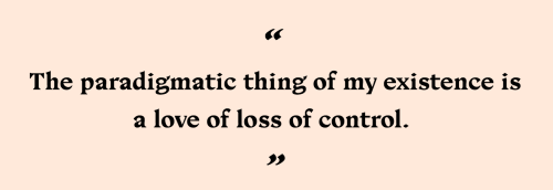 """""""Eileen Myles on her 'Morning After' (read more on Adult) """""""