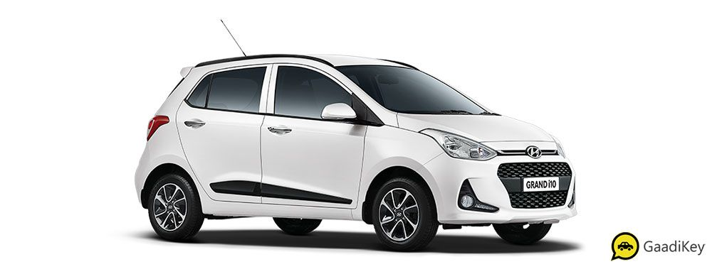 2019 Hyundai Grand I10 Colors Blue Stardust Orange White Red