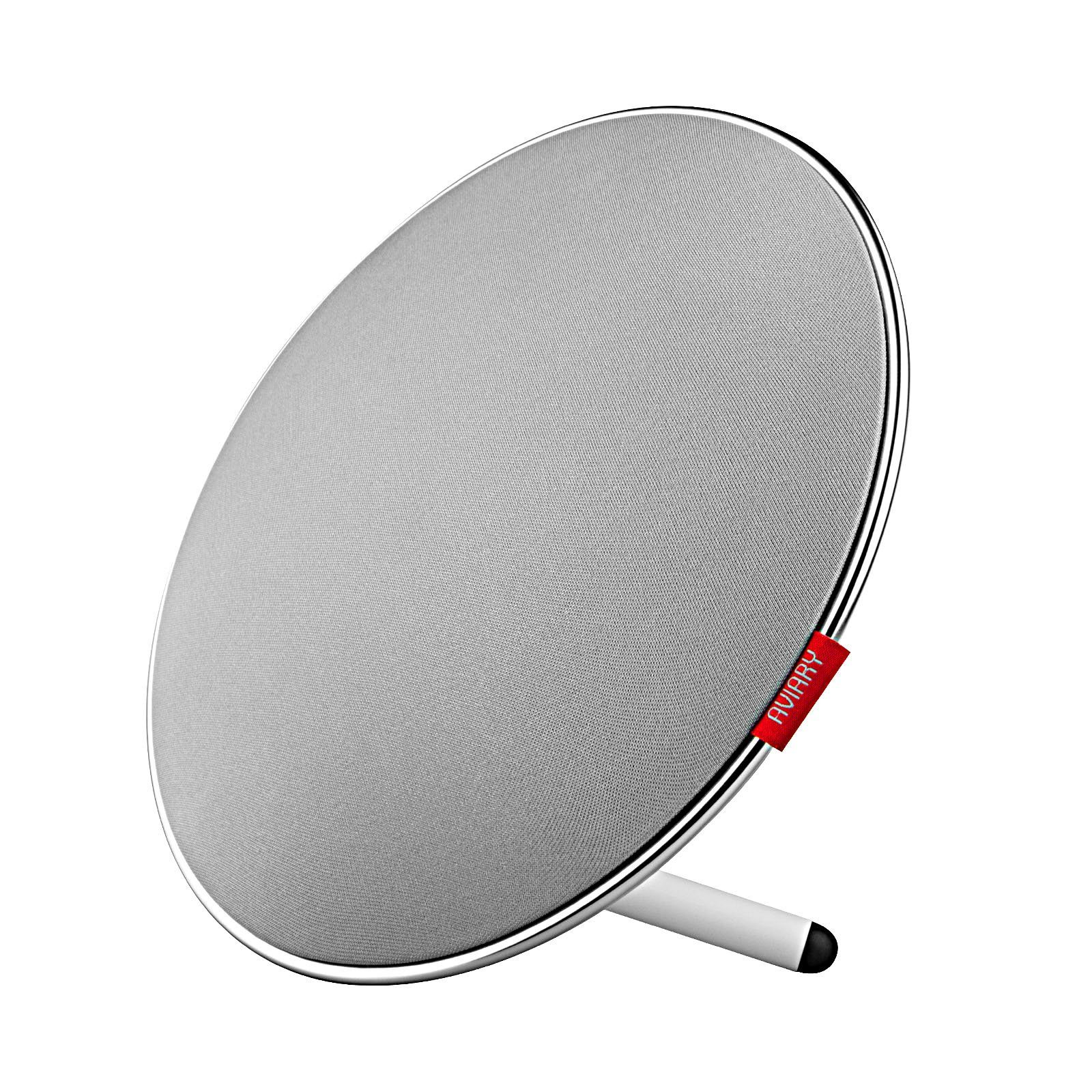 Owlee AVIARY Portable Wireless Bluetooth Speaker W Two
