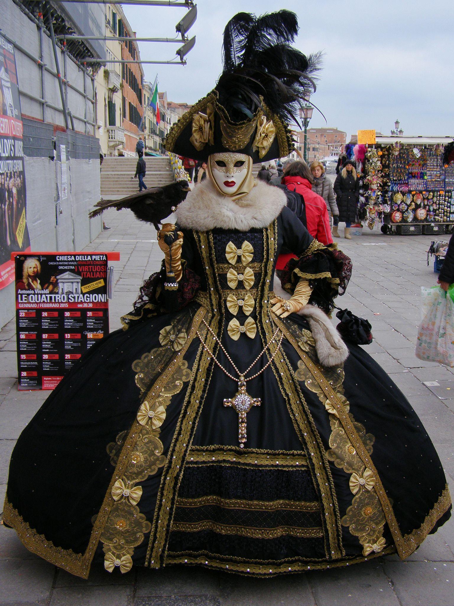 Kostüm venezianisch