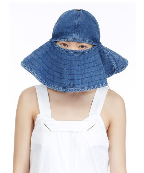 a08c47202 Weird Hat Trends - 69 Sunblock Hat Opening Ceremony in 2019 ...