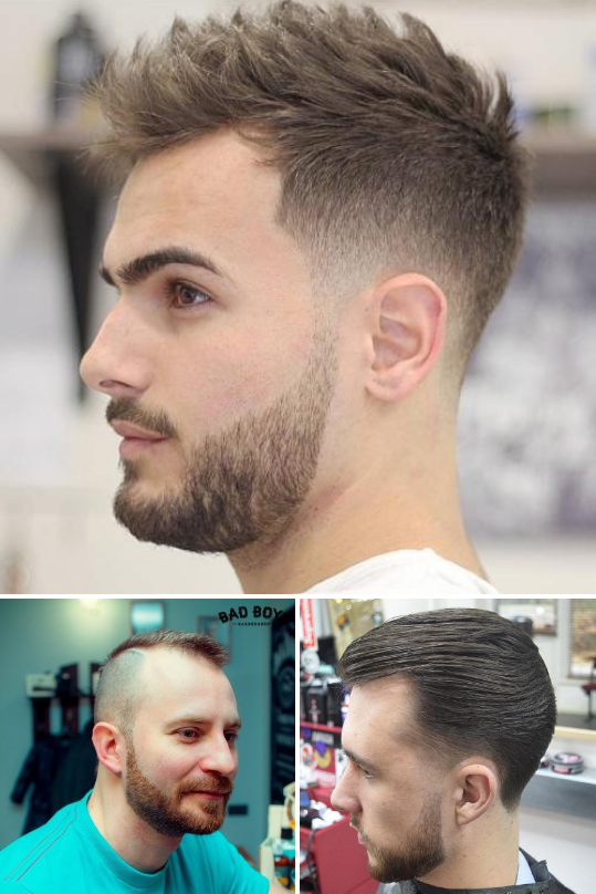 50 Classy Haircuts And Hairstyles For Balding Men Balding Mens Hairstyles Men Losing Hair Hair Loss Men