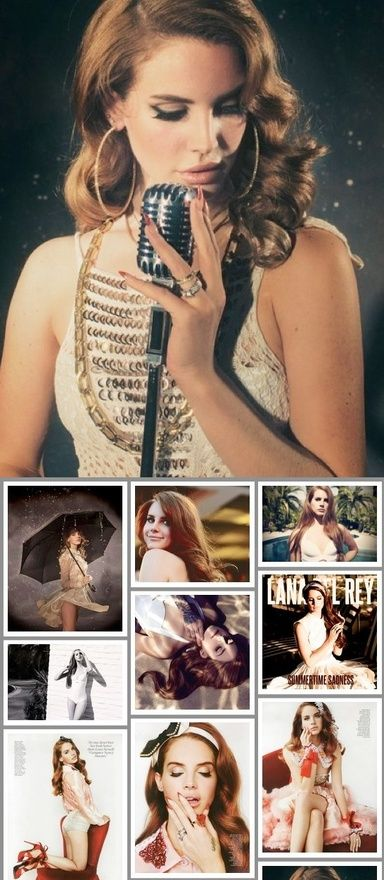Click for the full Lana Del Rey StyleBook #StyleSaint #fashion #music