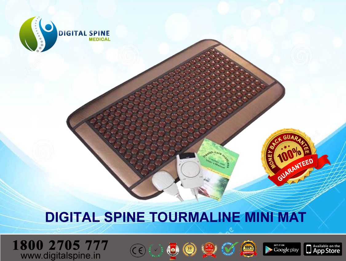digital spine tourmaline mini mat digital spine products