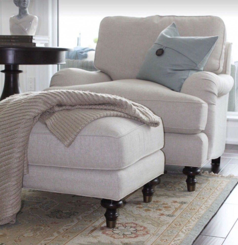 Accent Chairs With Ottoman Digital Media In 2020 Comfort