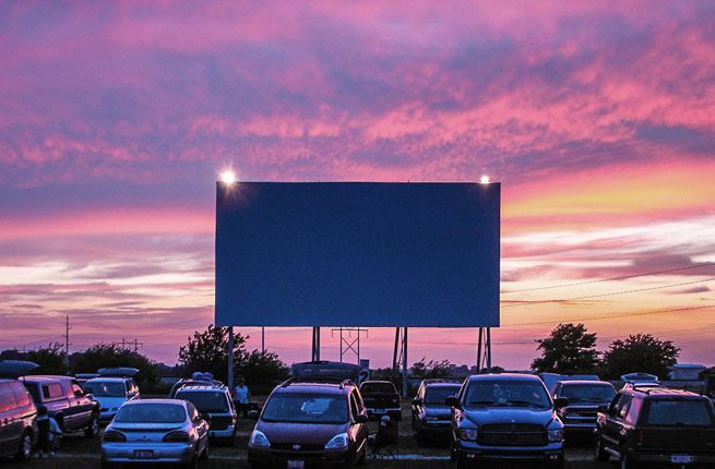 America S Best Drive In Movie Theaters Drive In Movie Theater