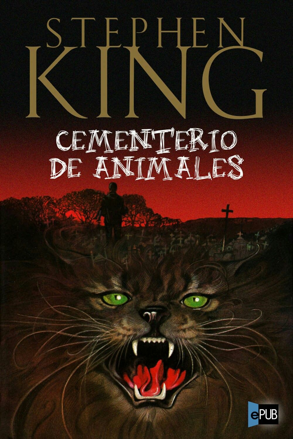 Cementerio De Animales Stephen King Scary Books Pet Sematary Horror Books