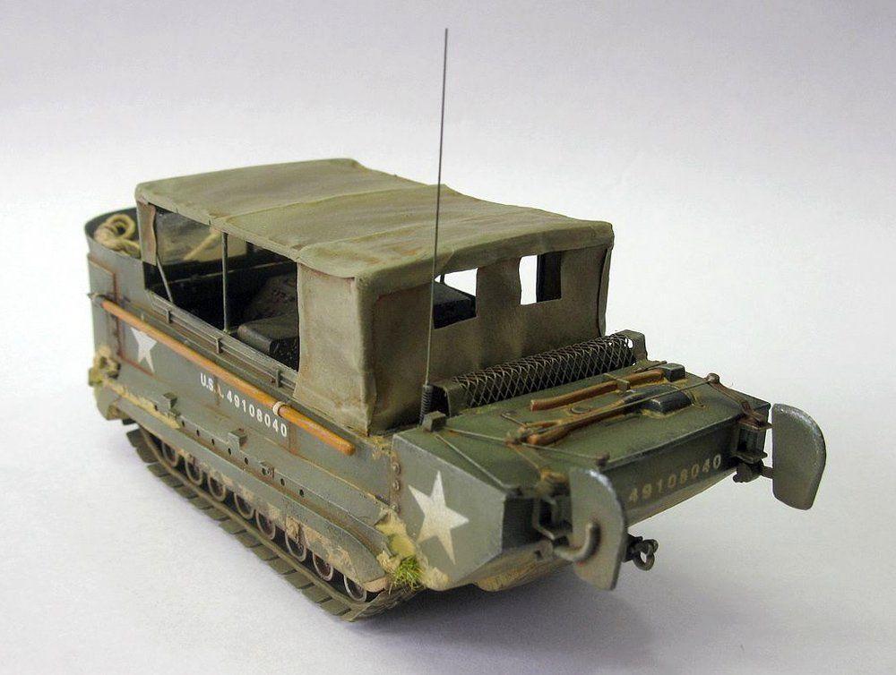 M29C Weasel Amphibious Carrier - Studebaker