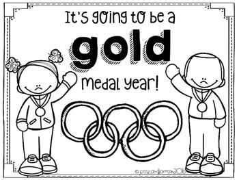 First Day Of School Coloring Sheet For Your Olympic Theme Olympic Colors Olympic Theme Summer Olympics