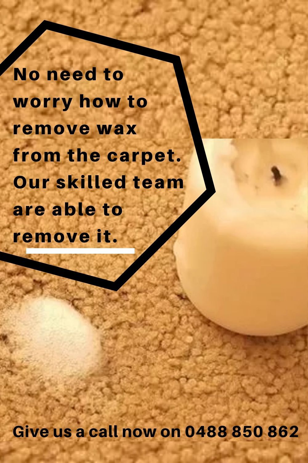 How to remove wax from carpet back 2 new cleaning in