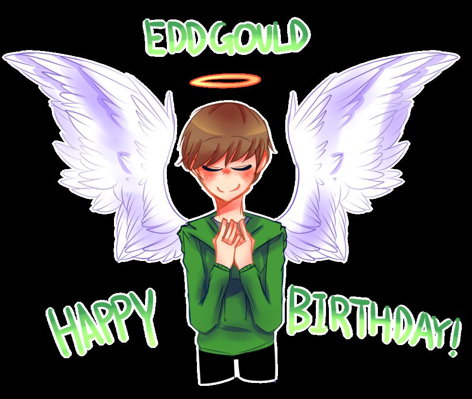 Happy Birthday to Edd Gould! by HuiRou | EDDSWORLD(mostly