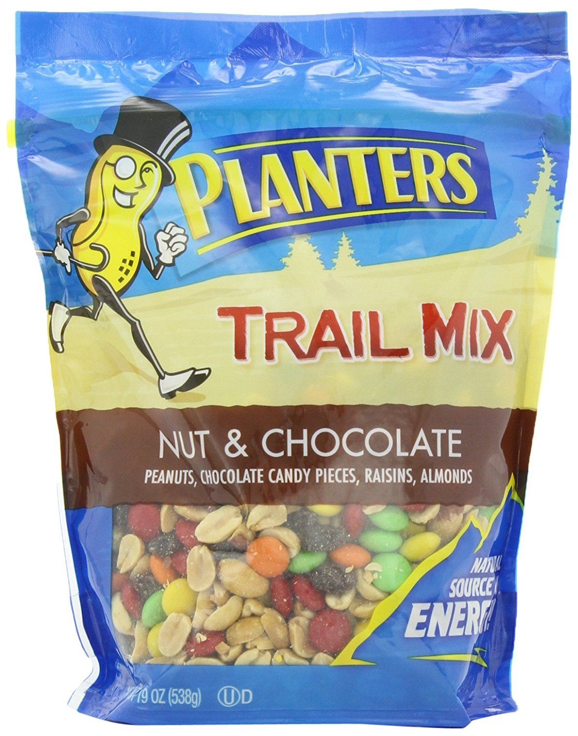 trail chocolate mix countertop x raisin product planters and planter snacks peanut