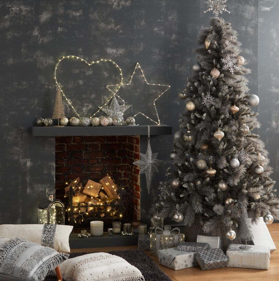 Decorate The Tree For Under 10 With New B M Christmas Value Packs Decor Traditional Christmas Tree Christmas