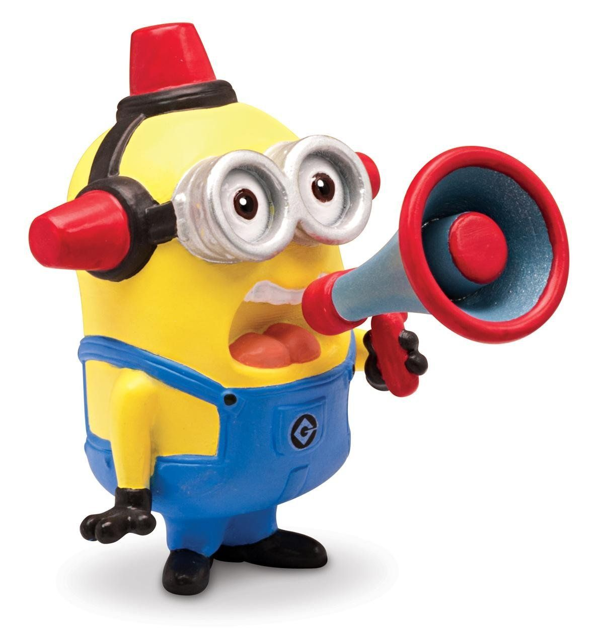 Minion Toys And Games : Amazon despicable me minion fireman w speaker