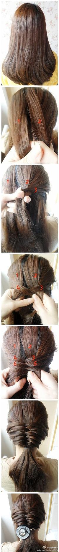 DIY/peinados/mini tutoriales
