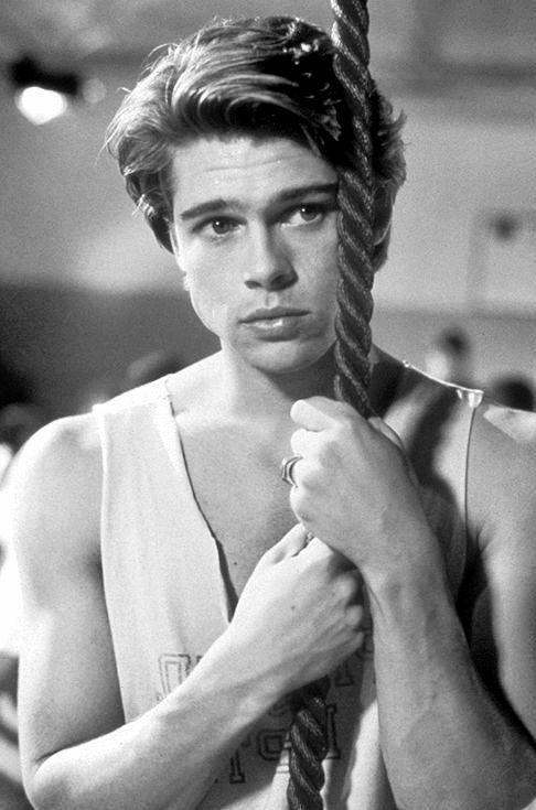 Young Brad Pitt <3