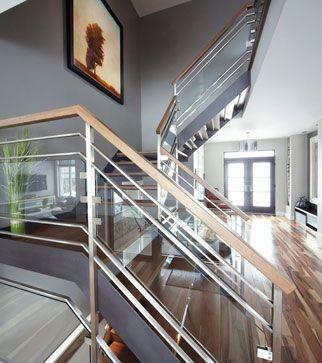 Rambarde Nouveau Genre Pour Les Escaliers Living Room Pinterest