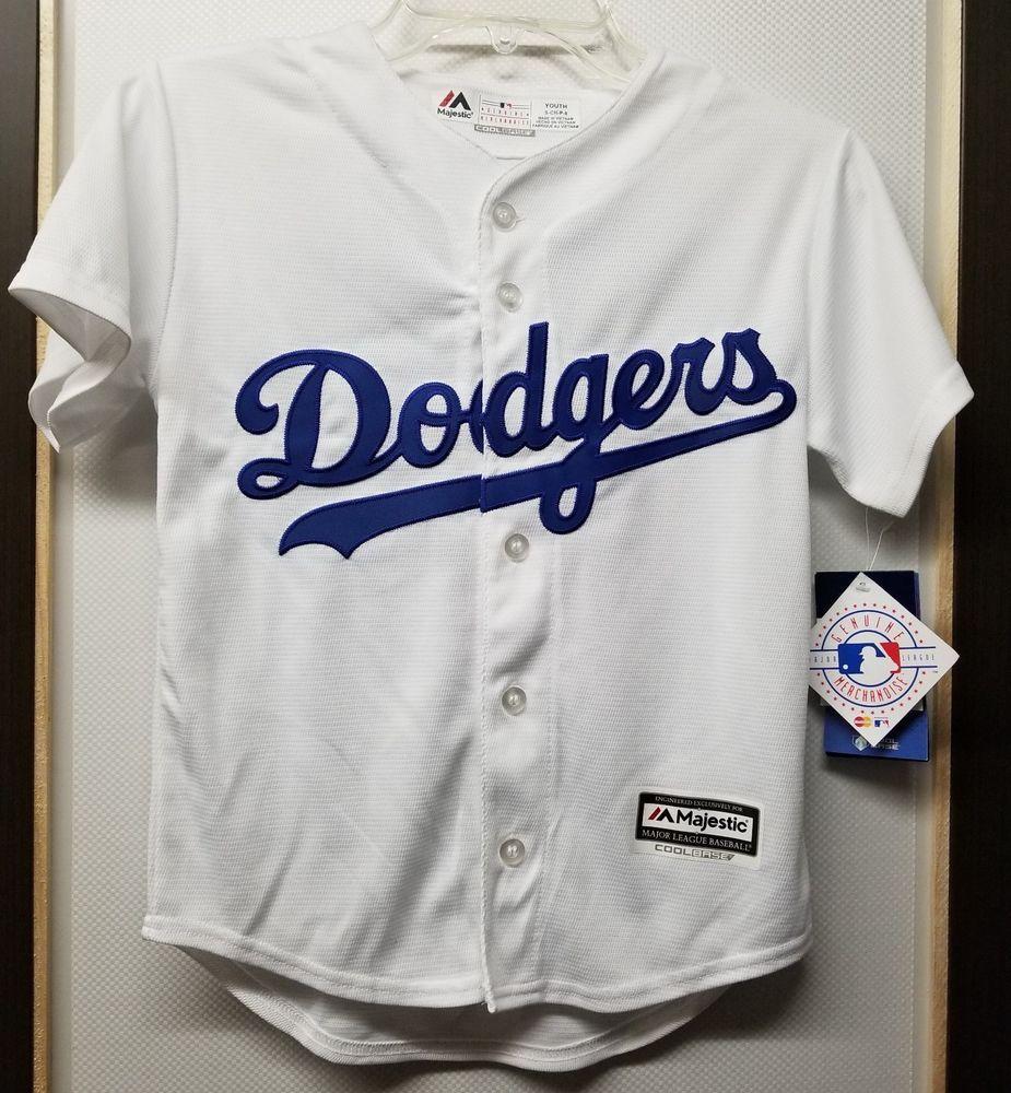 Los Angeles Dodgers Jersey - Youth 4d3d2af9c16