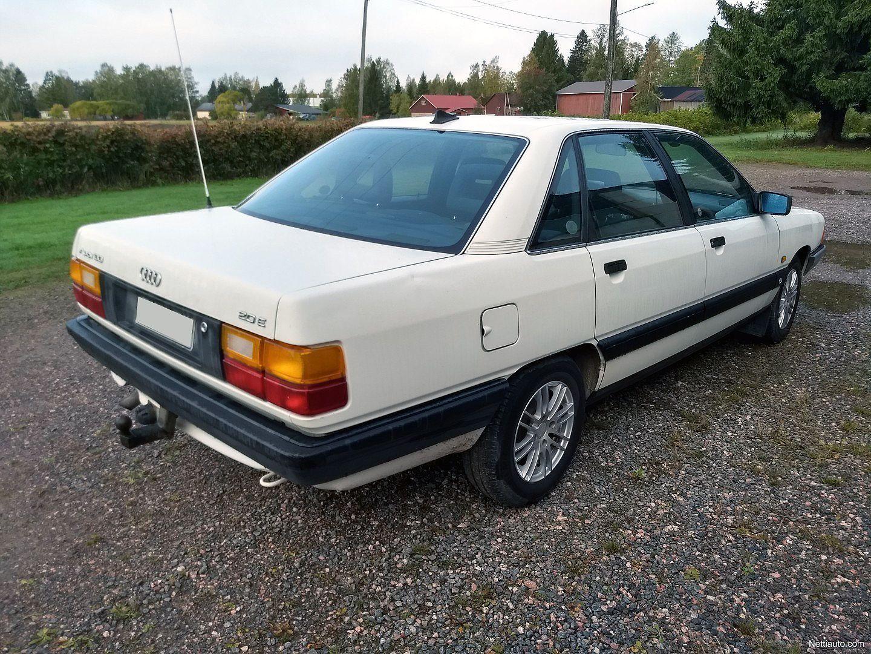 1990 Audi 100 2.0E | Audi 100, Audi, Car