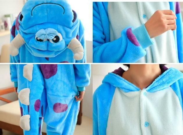 si sufris el frio querras usar estos hermosos pijamas de invierno 3