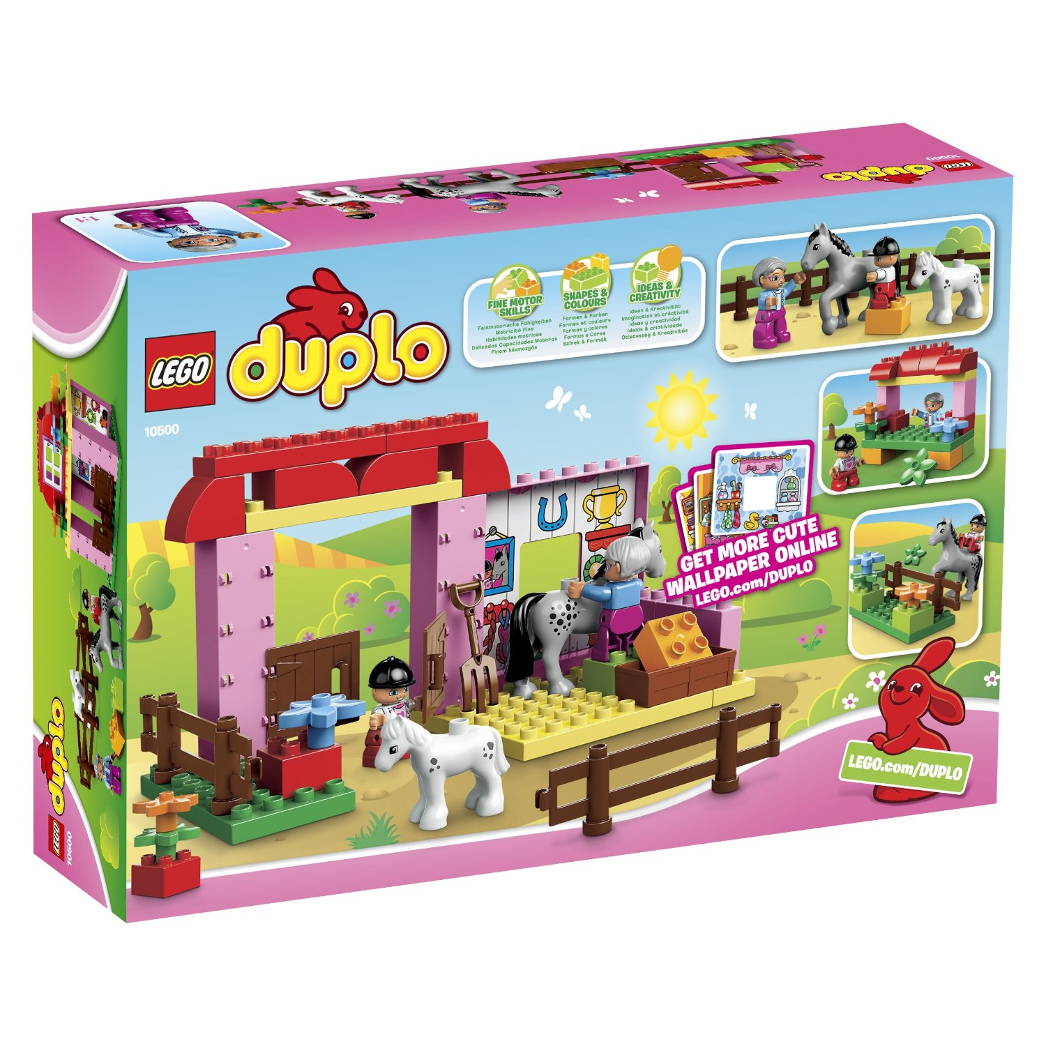 Duplo Granja Establo Girls Lego Party