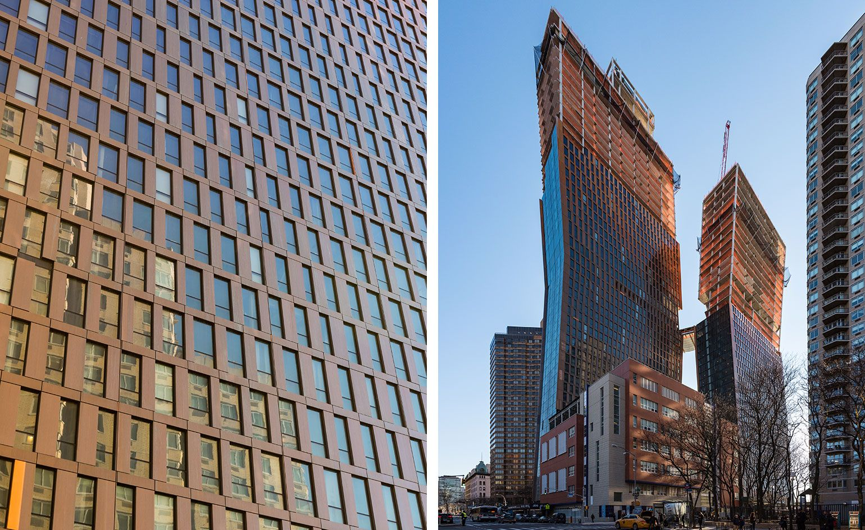 american copper buildings new york google search backyard