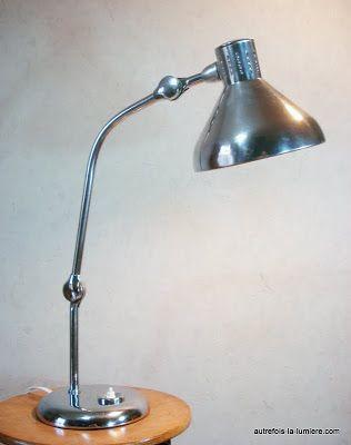 Lampe Jumo Gs1 Merci Belle Maman Lamps Pinterest Belle Og Chrome