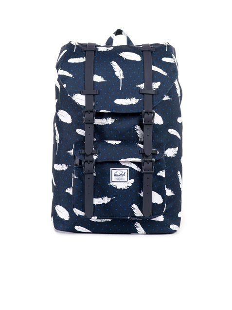 Herschel Supply Little America Mid Feather   Fashion   Backpacks ... 183c8978d2