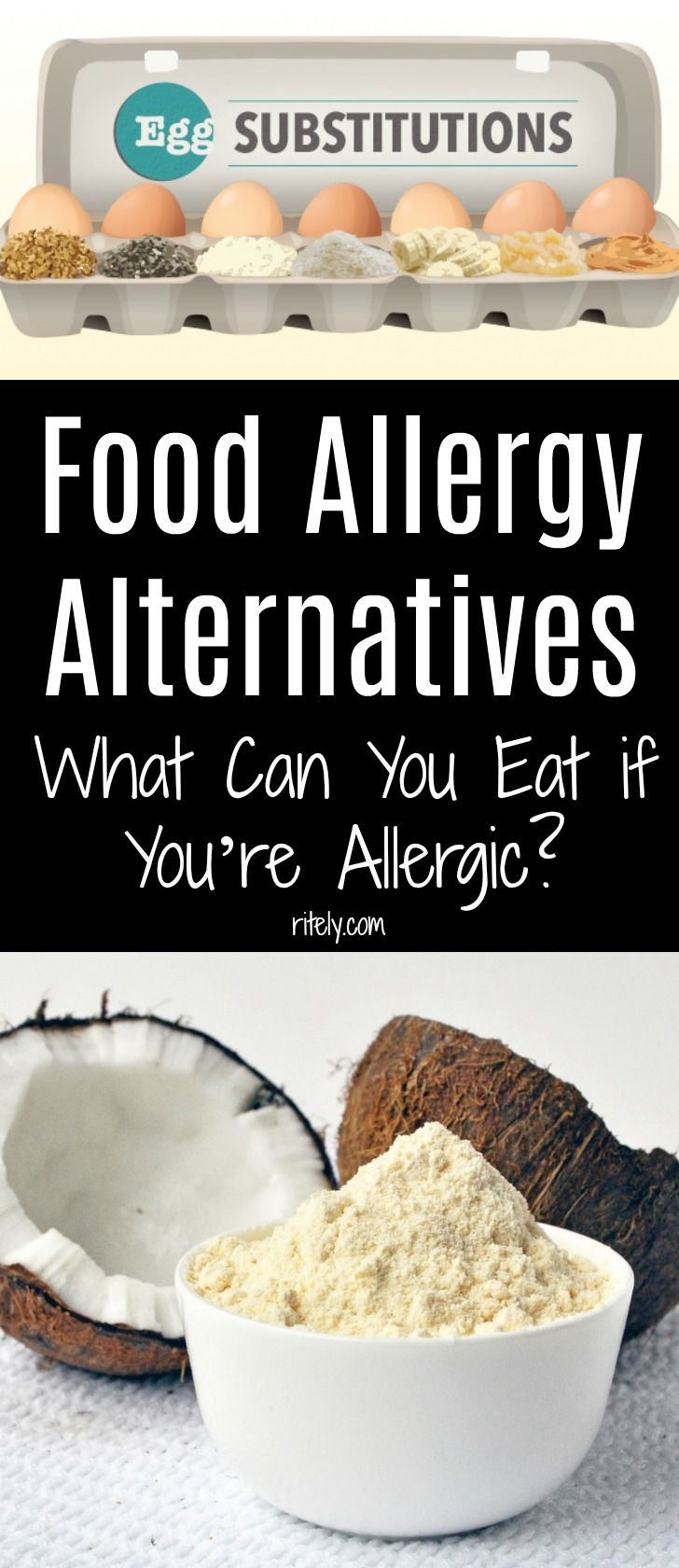 Food allergy alternatives what can you eat if youre allergic a food allergy occurs when your bodys immune system sees a certain food as a harmful forumfinder Images