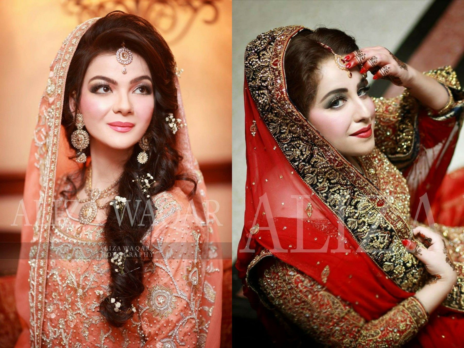 photographyaliza waqar | wedding photography of barat brides