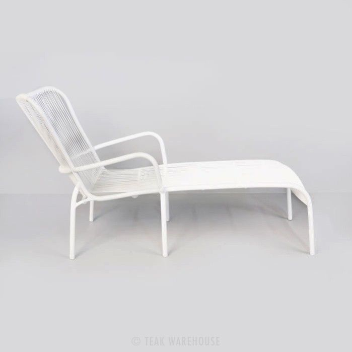 Luxe Outdoor Daybed (White)- $49500 Outdoor Furniture Ideas